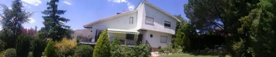 casa panoramica de deo gratias