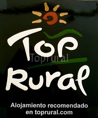 TOP RURAL placa de Deo Gratias Casa Rural nueva placa.png