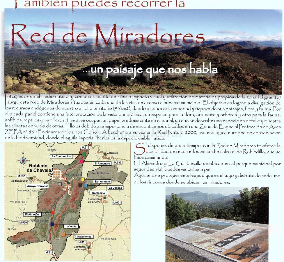 Miradores en Robledo
